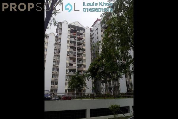Condominium For Sale in Miharja Condominium, Cheras Freehold Unfurnished 3R/2B 320k