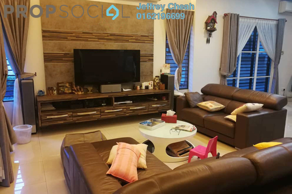 For Sale Bungalow at Perdana Residence 1, Selayang Freehold Semi Furnished 5R/5B 2.5m