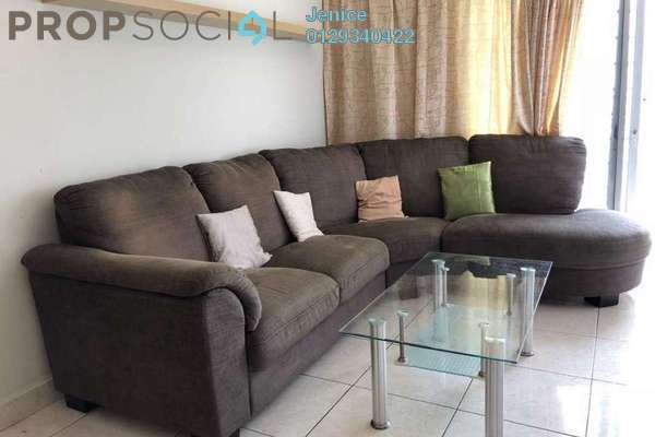 For Rent Condominium at Ketumbar Hill, Cheras Freehold Fully Furnished 4R/2B 1.65k