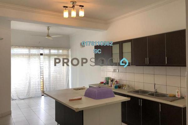 Terrace For Rent in BU6, Bandar Utama Freehold Semi Furnished 5R/4B 3.2k