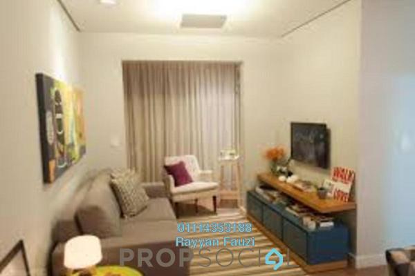 Condominium For Rent in Desarina, Taman Desa Freehold Fully Furnished 3R/2B 1.7k