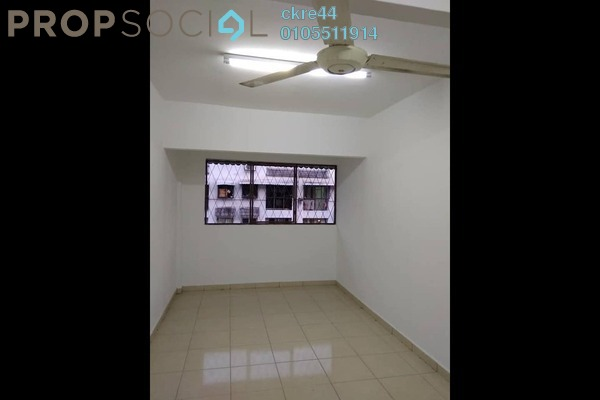 Duplex For Rent in Tulip Apartment, Pandan Indah Freehold Semi Furnished 3R/2B 1.1k