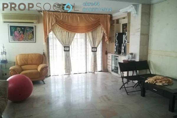 Terrace For Sale in Pandan Indah, Pandan Indah Leasehold Fully Furnished 4R/3B 1.17m