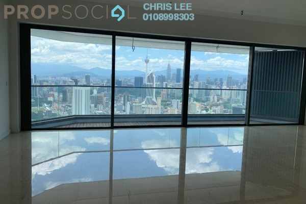 Condominium For Sale in The Sentral Residences, KL Sentral Freehold Semi Furnished 4R/4B 6.9m