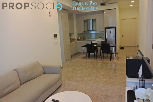 Condominium For Sale in Laman Ceylon, Bukit Ceylon Freehold Fully Furnished 2R/2B 950k