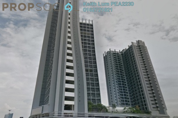Condominium For Sale in D'Latour, Bandar Sunway Freehold Fully Furnished 3R/2B 700k