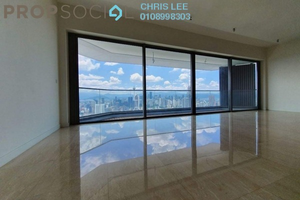 Condominium For Sale in The Sentral Residences, KL Sentral Freehold Semi Furnished 4R/4B 6.5m