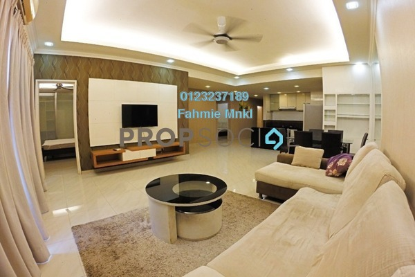 Condominium For Sale in Prima Midah Heights, Cheras Freehold Fully Furnished 4R/2B 590k