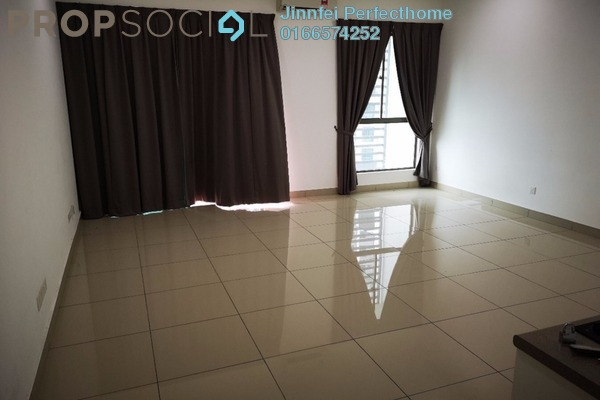 Serviced Residence For Rent in CyberSquare, Cyberjaya Freehold Semi Furnished 1R/1B 850translationmissing:en.pricing.unit