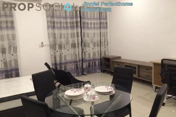 Serviced Residence For Rent in CyberSquare, Cyberjaya Freehold Fully Furnished 1R/1B 1.1k