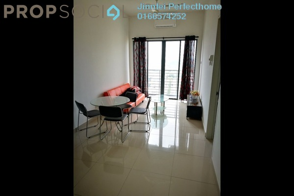 Serviced Residence For Rent in DPulze, Cyberjaya Freehold Fully Furnished 1R/1B 1.2k