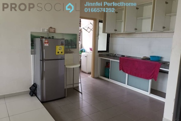 Condominium For Rent in Serin Residency, Cyberjaya Freehold Fully Furnished 3R/2B 1.7k