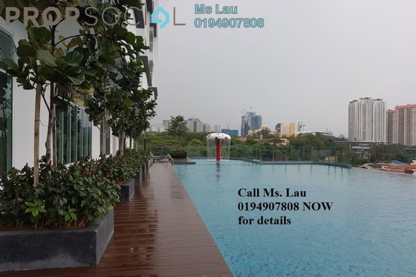 Condominium For Rent in Court 28 @ KL City, Sentul Freehold semi_furnished 2R/2B 1.5k