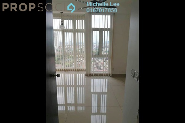 Serviced Residence For Sale in Twin Galaxy, Johor Bahru Freehold Semi Furnished 2R/2B 610k