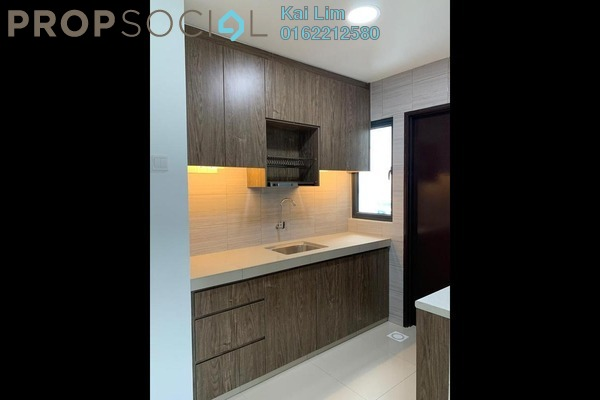 Condominium For Rent in Symphony Tower, Balakong Freehold Unfurnished 3R/2B 1.2k