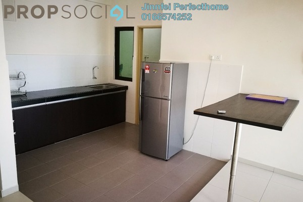 Condominium For Rent in Serin Residency, Cyberjaya Freehold Semi Furnished 3R/2B 1.4k