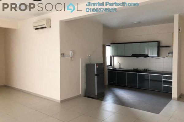 Condominium For Rent in Serin Residency, Cyberjaya Freehold Semi Furnished 3R/1B 1.7k