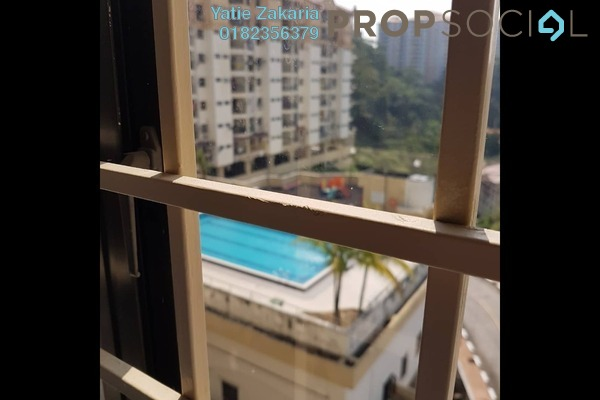 For Rent Condominium at Ixora Apartment, Kepong Freehold Semi Furnished 3R/2B 950translationmissing:en.pricing.unit