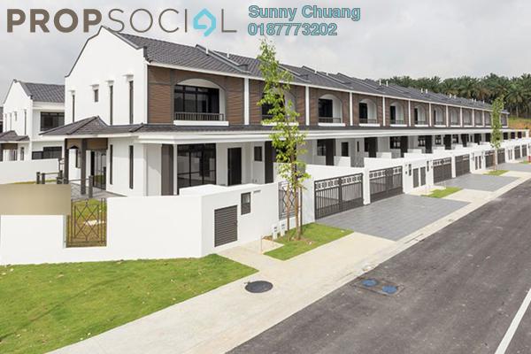Terrace For Sale in Eco Summer, Tebrau Freehold Unfurnished 4R/3B 699k
