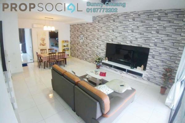 Terrace For Sale in Eco Summer, Tebrau Freehold Semi Furnished 4R/3B 738k