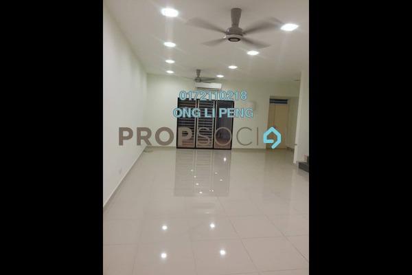 Link For Sale in Sutera Ria @ Sutera Damansara, Damansara Damai Freehold Semi Furnished 4R/4B 870k