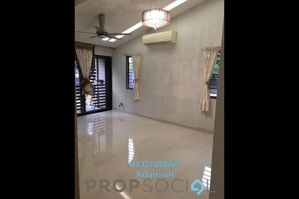Terrace For Rent in Taman Bidara, Selayang Freehold Semi Furnished 4R/2B 2.3k