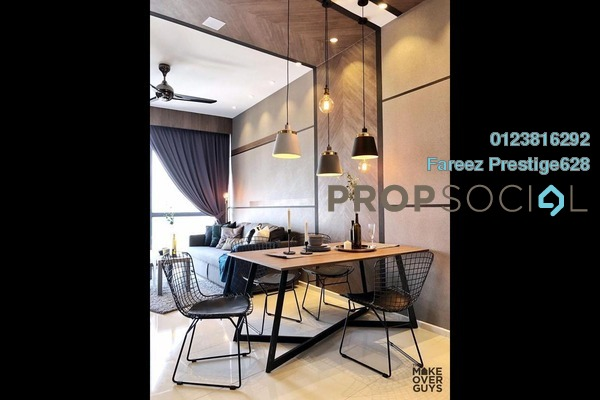Condominium For Rent in Residensi Sefina, Mont Kiara Freehold Fully Furnished 3R/3B 5.8k
