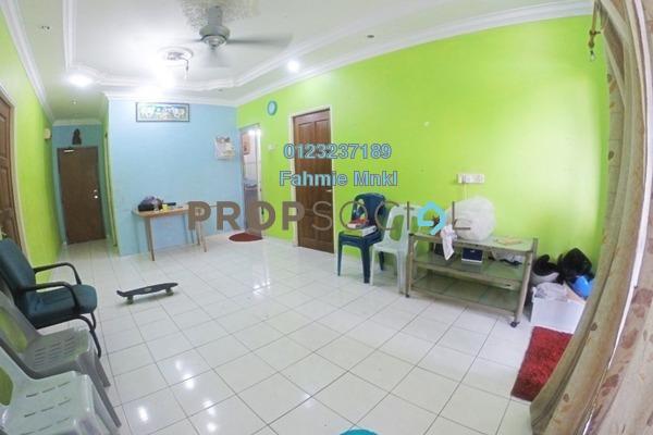 Apartment For Sale in Desa Putra, Batu Caves Freehold Semi Furnished 3R/2B 285k