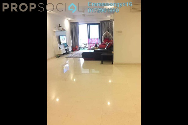Condominium For Rent in Richmond, Mont Kiara Freehold Semi Furnished 4R/4B 4k