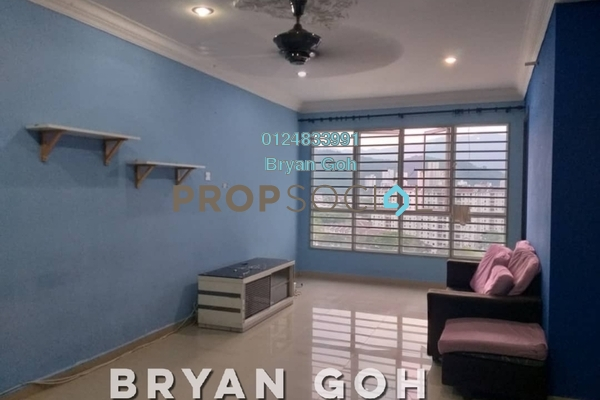 Apartment For Rent in Central Park, Green Lane Freehold Semi Furnished 3R/2B 1.2k