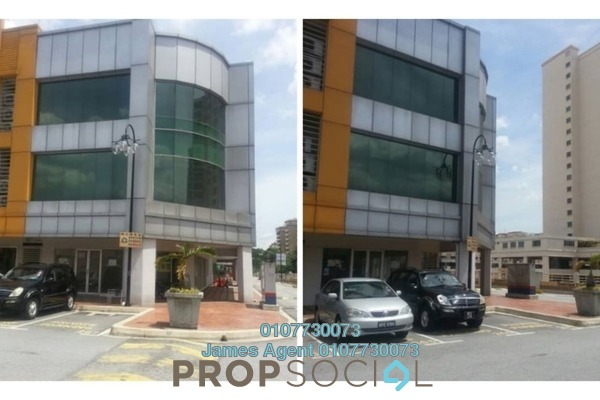 Shop For Sale in Kuchai Business Park, Kuchai Lama Freehold Semi Furnished 0R/6B 3.5m