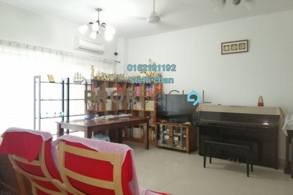 Terrace For Sale in Jalan Kluang, Ayer Hitam Freehold Semi Furnished 6R/4B 1.36m