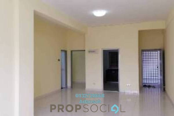 Apartment For Sale in Casa Venicia Apartment, Selayang Freehold Semi Furnished 3R/2B 328k