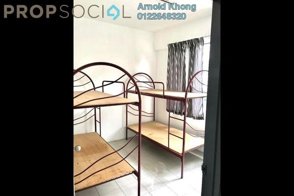 Apartment For Sale in Taman Sri Kuching, Jalan Ipoh Freehold Semi Furnished 3R/2B 280k