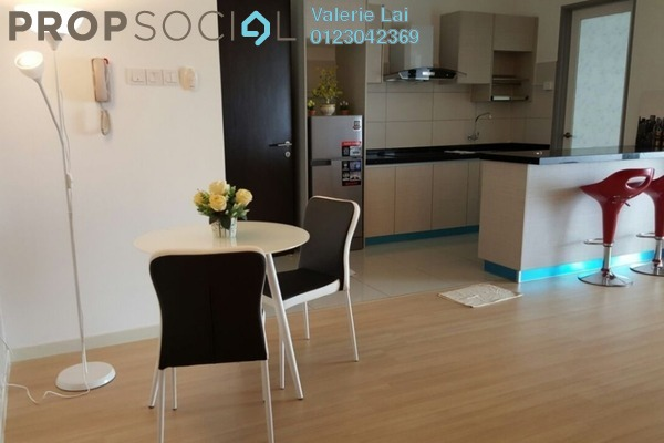 Serviced Residence For Sale in You One, UEP Subang Jaya Freehold Fully Furnished 1R/1B 480k