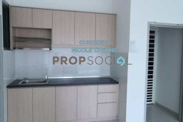 Condominium For Rent in The Zizz, Damansara Damai Freehold Semi Furnished 3R/2B 1.1k