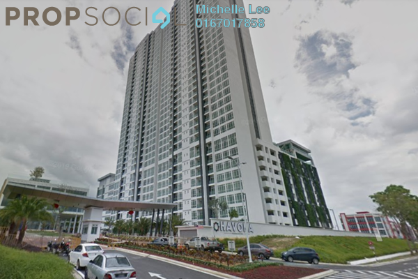 Serviced Residence For Rent in Havona, Tebrau Freehold Fully Furnished 2R/2B 2k