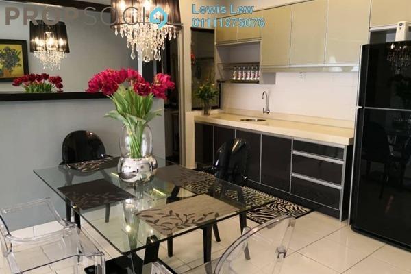 Condominium For Sale in Pelangi Damansara Sentral, Mutiara Damansara Leasehold Fully Furnished 2R/2B 480k