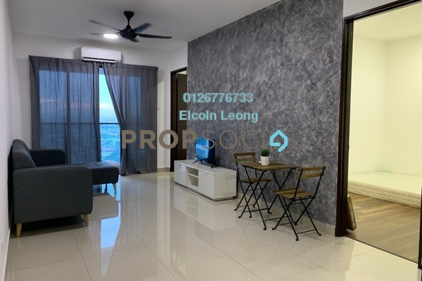 Condominium For Rent in Symphony Tower, Balakong Freehold fully_furnished 3R/2B 1.5k