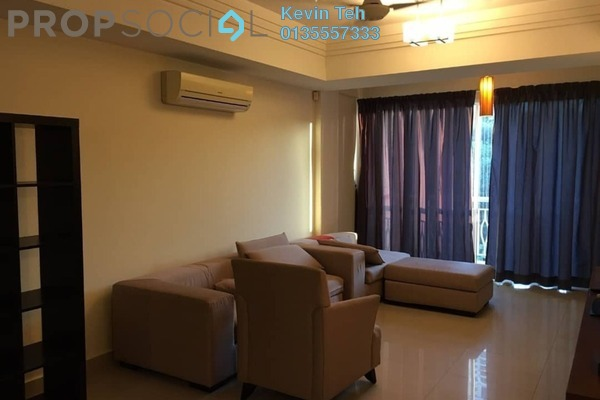 For Rent Condominium at Sutramas, Dutamas Freehold Fully Furnished 3R/2B 2.7k