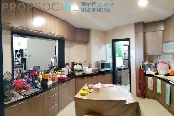 For Rent Condominium at Hartamas Regency 2, Dutamas Freehold Fully Furnished 3R/3B 4k