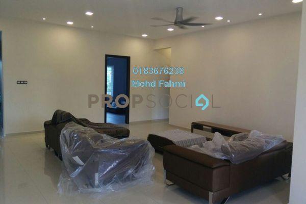 For Rent Semi-Detached at SS1, Petaling Jaya Freehold Semi Furnished 5R/4B 4.8k