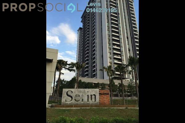 For Rent Condominium at Serin Residency, Cyberjaya Freehold Fully Furnished 3R/2B 1.8k