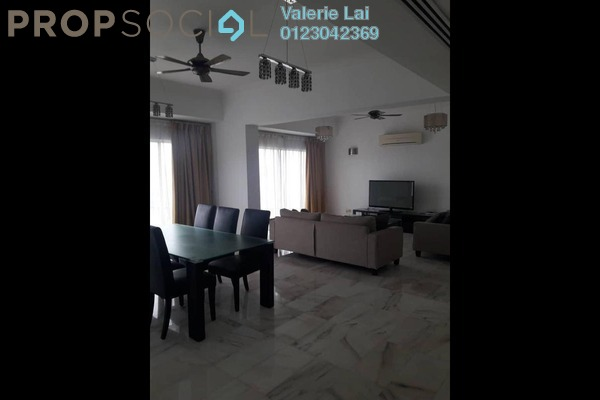 For Rent Condominium at Bukit Robson Condominium, Seputeh Freehold Fully Furnished 4R/3B 3k