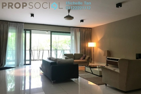 Condominium For Rent in U-Thant Residence, Ampang Hilir Freehold Fully Furnished 4R/5B 11k
