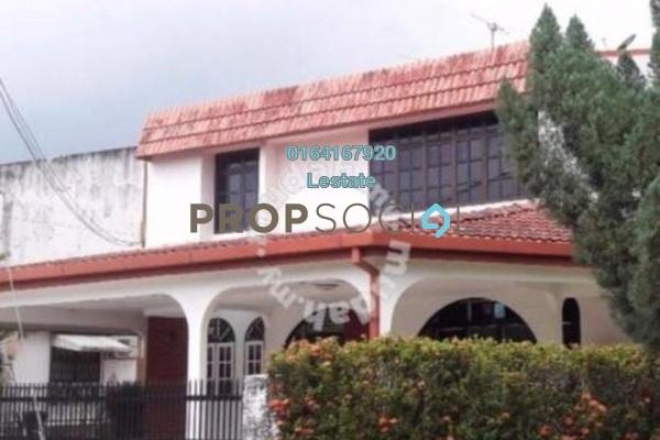 Semi-Detached For Rent in Taman Sri Manis, Alor Setar Freehold Semi Furnished 4R/3B 1k