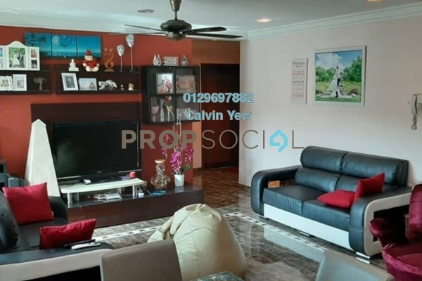 Condominium For Sale in Sang Suria, Sentul Freehold Fully Furnished 3R/2B 600k