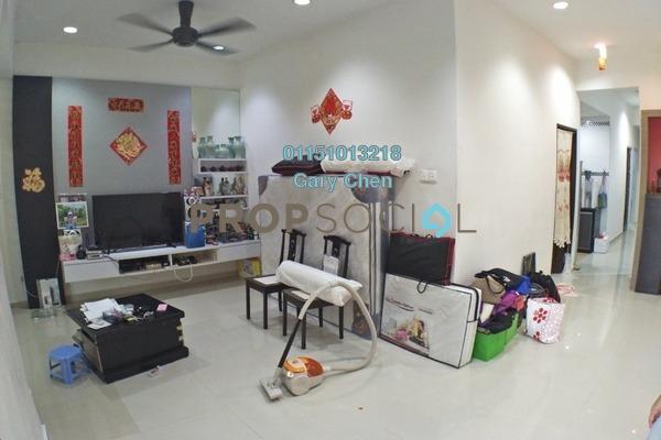 Condominium For Sale in Taman Lip Sin, Sungai Nibong Freehold Semi Furnished 2R/2B 850k