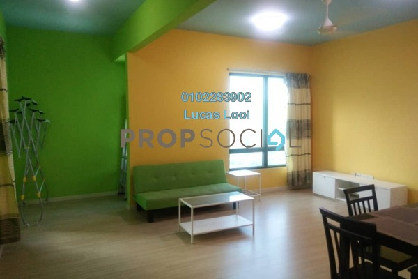 Serviced Residence For Sale in You One, UEP Subang Jaya Freehold Fully Furnished 1R/1B 450k