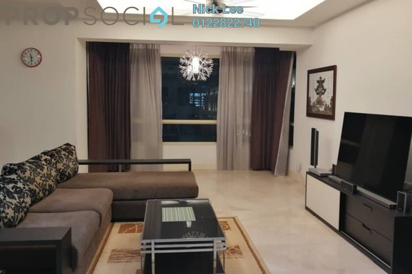 Condominium For Sale in Northpoint, Mid Valley City Freehold Fully Furnished 4R/4B 2.15m